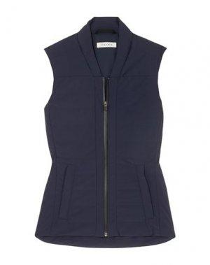 Куртка FALKE. Цвет: темно-синий
