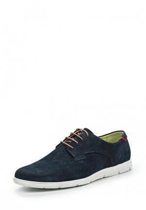 Туфли Ambitious AM013AMHUK70. Цвет: синий