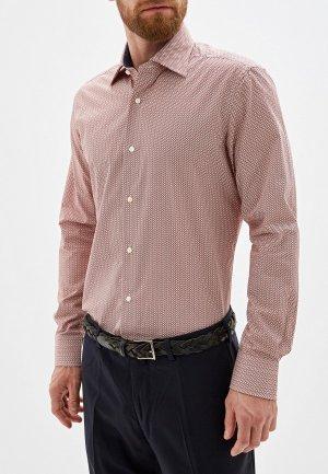 Рубашка Colletto Bianco. Цвет: красный