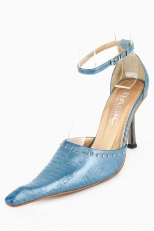 Туфли Basic Editions. Цвет: синий