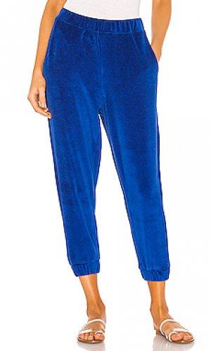 Спортивные брюки hoi MIKOH. Цвет: синий
