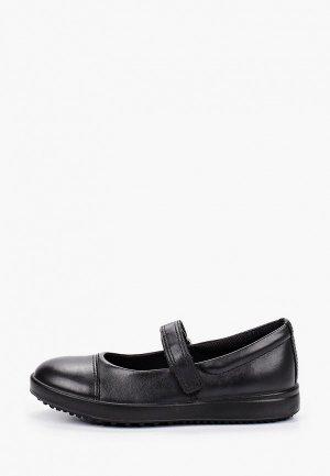 Туфли Ecco ELLI. Цвет: черный