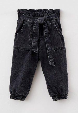 Джинсы Gloria Jeans. Цвет: черный