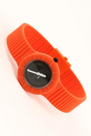 Часы Hip Hop. Цвет: оранжевый