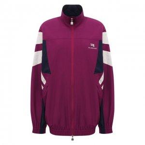 Куртка Balenciaga. Цвет: розовый