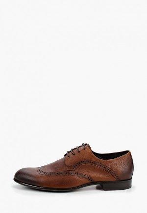 Туфли AP. Цвет: коричневый