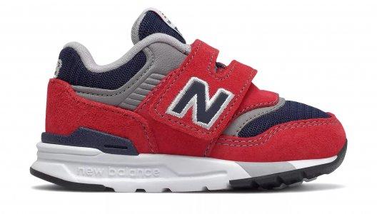 Кроссовки Infant Boys New Balance. Цвет: красный