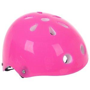 Шлем защитный ot-s507 детский, 55 см, цвет розовый ONLITOP