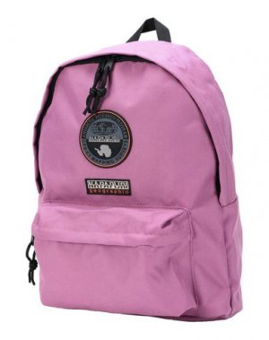 Рюкзаки и сумки на пояс NAPAPIJRI. Цвет: светло-фиолетовый