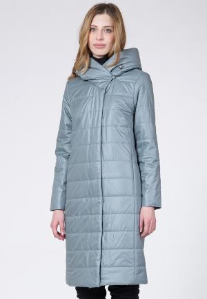 Куртка утепленная Winterra. Цвет: серый