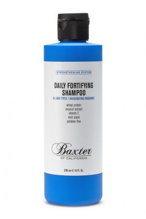 Укрепляющий шампунь Daily Fortifying Shampoo, 236 ml Baxter of California. Цвет: без цвета