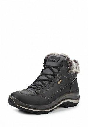 Ботинки Grisport GR217AWDCW92. Цвет: черный