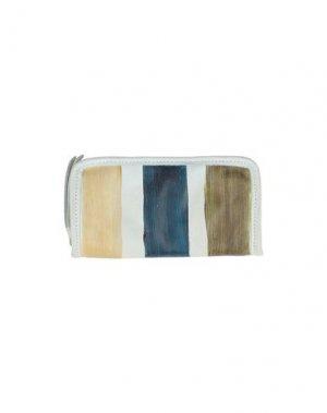 Бумажник CATERINA LUCCHI. Цвет: светло-серый