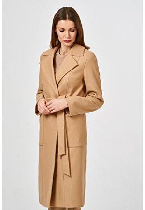Пальто с поясом Elema
