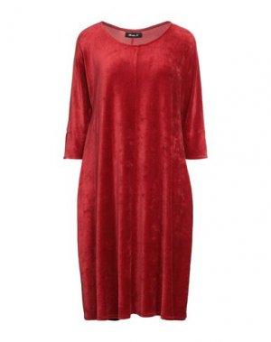 Платье миди MAMA B.. Цвет: красный
