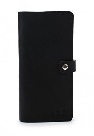 Кошелек Divalli. Цвет: черный