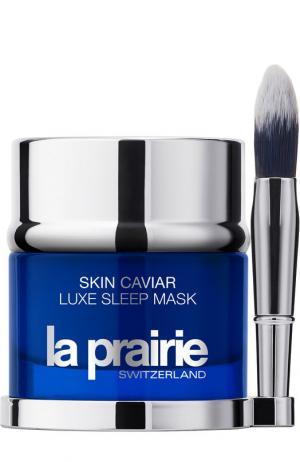 Маска для лица Skin Caviar Luxe Sleep Mask La Prairie. Цвет: бесцветный
