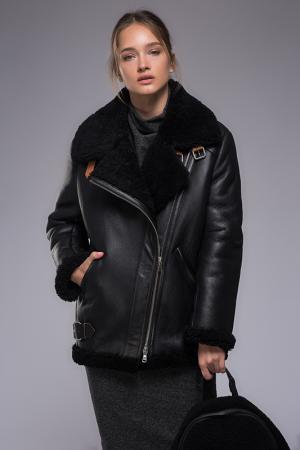 Coat VESPUCCI BY VSP. Цвет: black