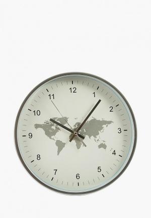 Часы настенные Viron. Цвет: белый
