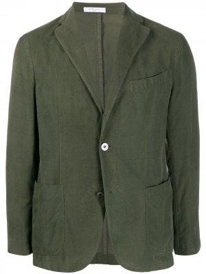 Пиджак K-Jacket Boglioli. Цвет: зеленый