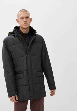 Куртка утепленная Absolutex. Цвет: черный