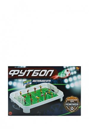 Набор игровой Abtoys Футбол настольный. Цвет: разноцветный