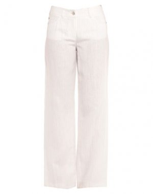 Повседневные брюки GERRY WEBER. Цвет: белый