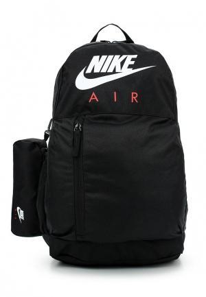 Рюкзак Nike Elemental. Цвет: черный