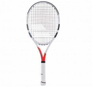 Ракетка для большого тенниса Boost Strike Babolat. Цвет: белый