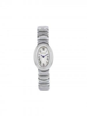Наручные часы Baignoire pre-owned 18 мм 1990-х годов Cartier. Цвет: нейтральные цвета