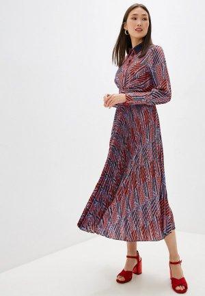 Платье Beatrice.B. Цвет: разноцветный