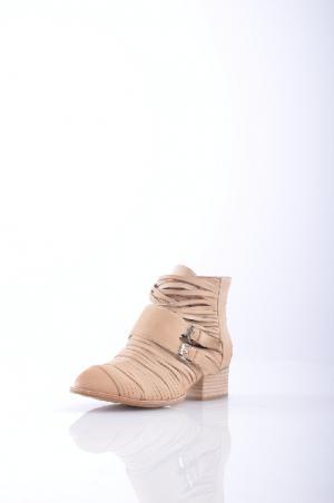 Ботинки JEFFREY CAMPBELL. Цвет: бежевый