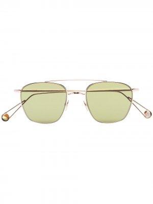Солнцезащитные очки Ecole Ahlem. Цвет: коричневый