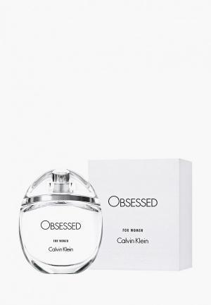 Парфюмерная вода Calvin Klein Obsessed, 30 мл. Цвет: прозрачный