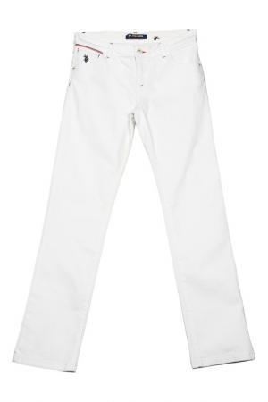 Джинсы U.S. Polo Assn.. Цвет: 800 белый