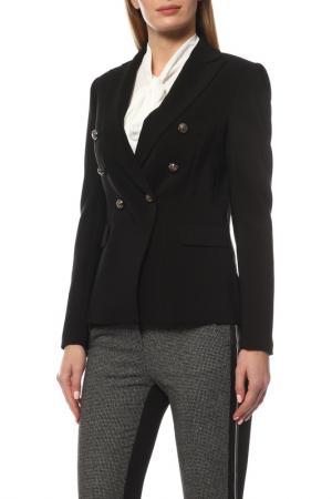 Пиджак Disetta. Цвет: черный