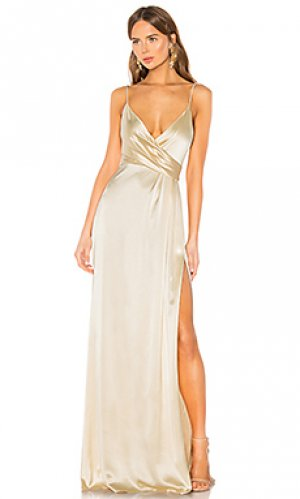 Вечернее платье JILL STUART. Цвет: ivory