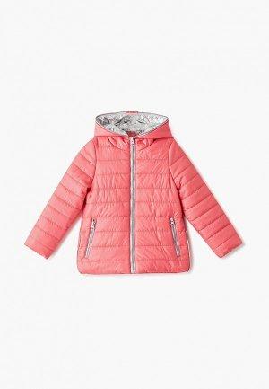 Куртка утепленная Emson Алиса. Цвет: розовый