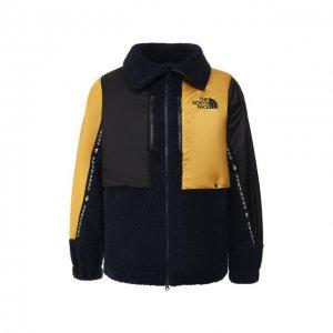 Куртка x Kazuki Kuraishi The North Face. Цвет: синий
