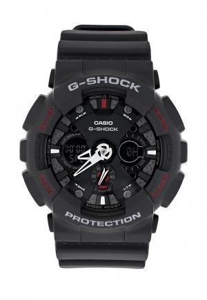 Часы Casio G-SHOCK GA-120-1A. Цвет: черный