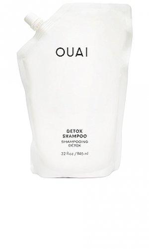 Наполняющий шампунь detox OUAI. Цвет: beauty: na