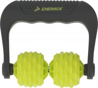 Ручной массажер с одной ручкой Demix. Цвет: зеленый
