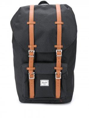 Объемный рюкзак Herschel Supply Co.. Цвет: черный