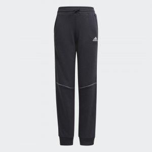 Флисовые брюки XFG Sportswear adidas. Цвет: черный