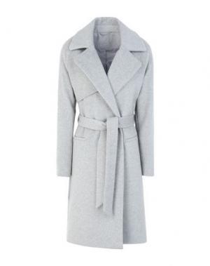 Пальто 2ND DAY. Цвет: светло-серый