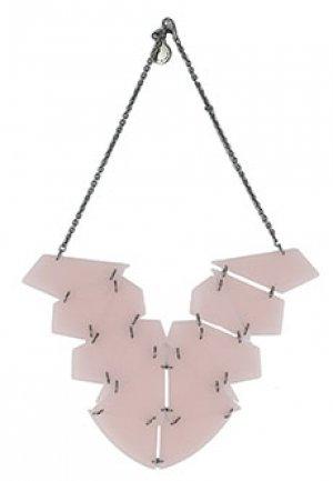 Ожерелье EMPORIO ARMANI. Цвет: розовый