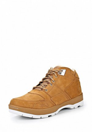Ботинки K1X. Цвет: коричневый