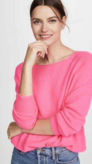 Jolene Cashmere Sweater 360