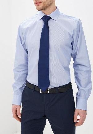 Рубашка Mario Machardi. Цвет: синий