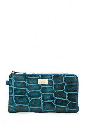 Портмоне Eleganzza EL116BWBFB18. Цвет: синий
